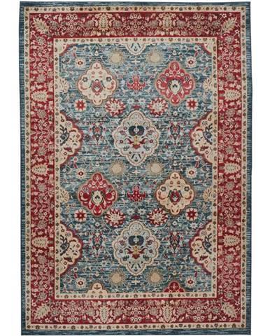 Tištěný koberec  Chenille Print Rug 0,8/1,5 4994