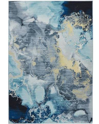 Tištěný koberec  Chenille Print Rug 1,4/1,9 4967