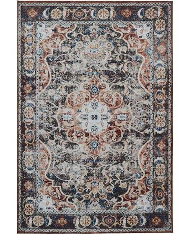 Tištěný koberec  Chenille Print Rug 1,4/1,9 4971