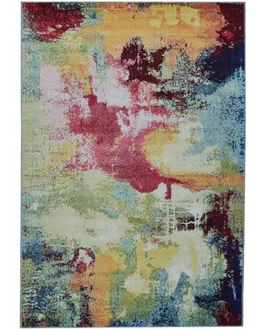 Tištěný Koberec  Chenille  Print  Rug  1,4/1,9  4975