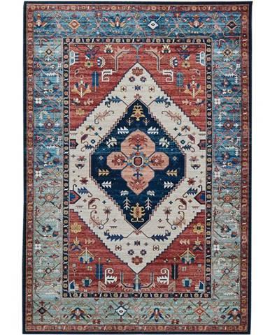Tištěný koberec  Chenille Print Rug 1,4/1,9 4983