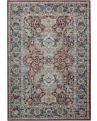 Tištěný koberec  Chenille Print Rug 1,4/1,9 4986