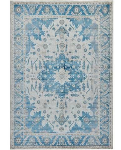 Tištěný koberec  Chenille Print Rug 1,4/1,9 4990