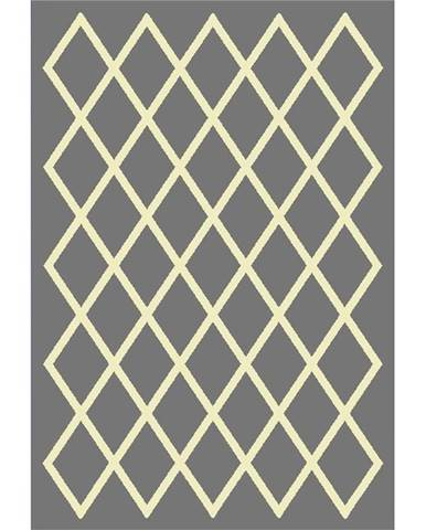 Koberec Shiraz 1,4/1,9 D239G Grey ESM