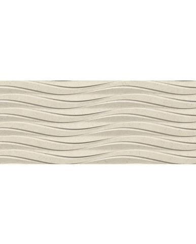 Nástěnný obklad Sahara XL beige 25/75