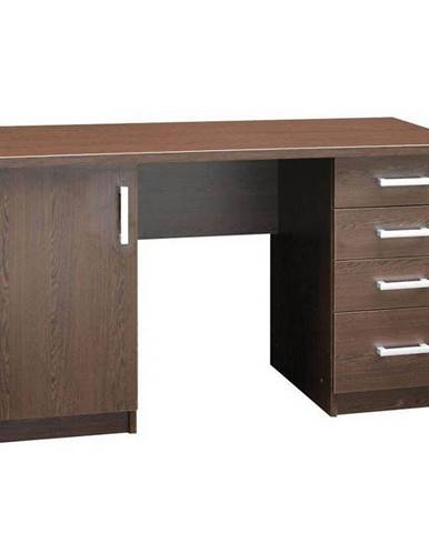 Psací Stůl Benek 138cm Wenge