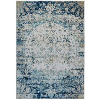 Tištěný koberec  Chenille Print Rug 1,4/1,9 4988