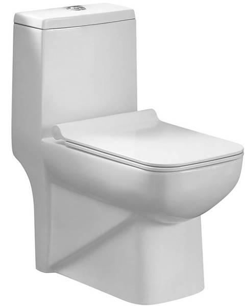 BAUMAX WC kombi Menas svislý s sedátkem