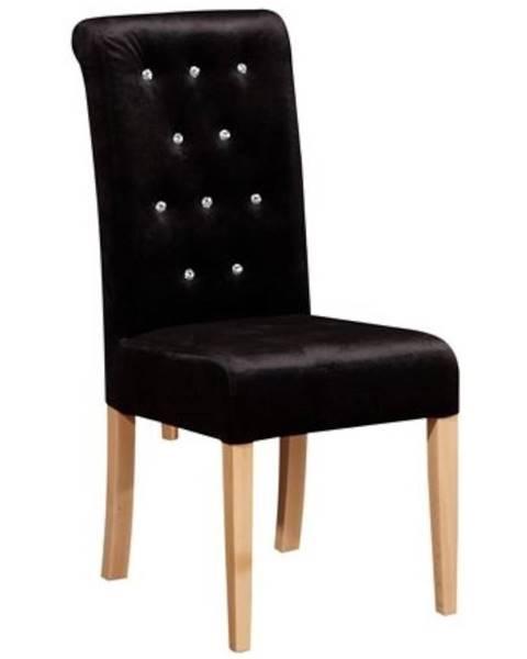 BAUMAX Židle W125 Buk Lak Primo 8802