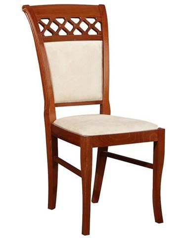 Židle W54 Světlý Ořech Livia1