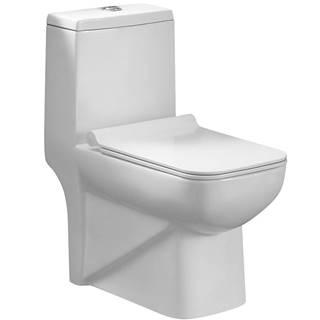 WC kombi Menas svislý s sedátkem