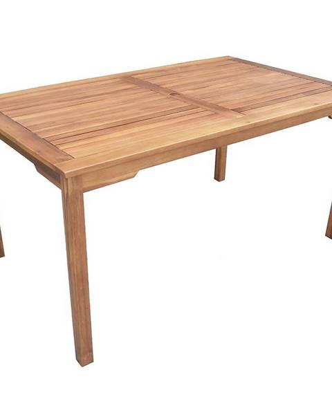 BAUMAX Dřevěný obdélníkový stůl 150x90x75 cm