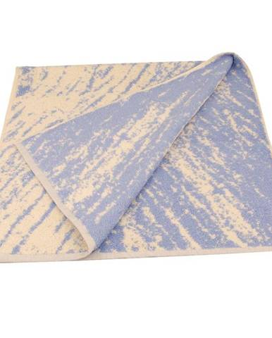 Osuška žakár Excellent 70x140 batik modrá 500g/m2