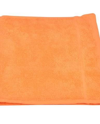 Ručník Classic 30x50 oranžový