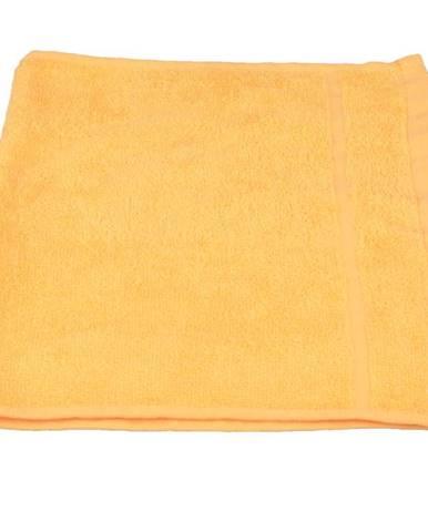 Ručník Classic 30x50 žlutý