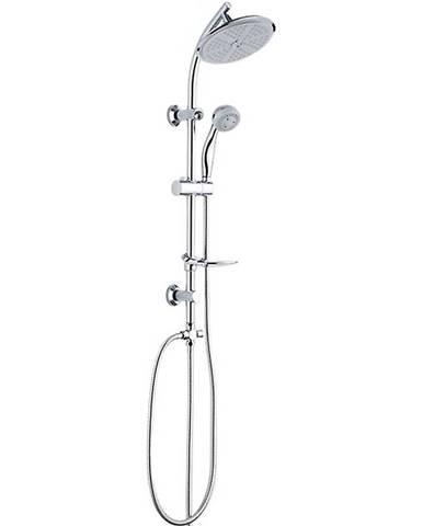 Sprchový set s hlavovou sprchou Nomus ZDB5