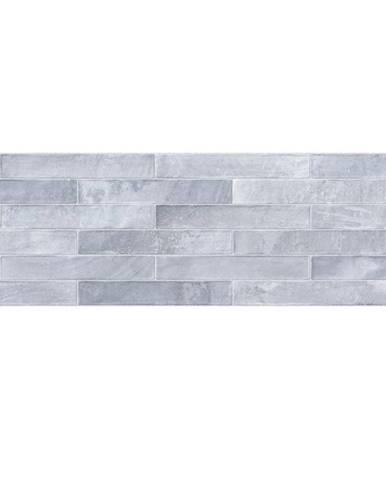 Nástěnný obklad Brick XL gris rekt. 25/75