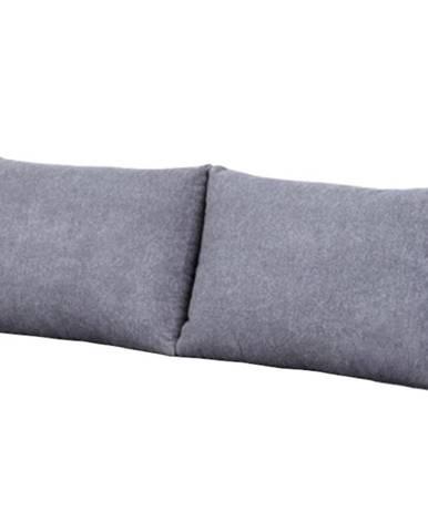 Sada polštářů ku sofa Bravo Alva 3 sivá