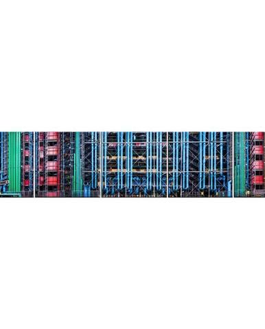 Skleněný panel 60/300 Factory 5-Elem