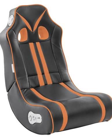 Herní Židle Ninja S Audiosystémem