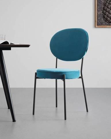 Jídelní Židle Florentin Modrá
