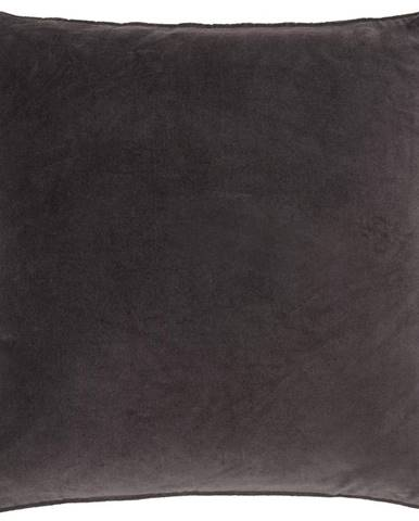 Polštář Ozdobný Susan, 60/60cm, Černá