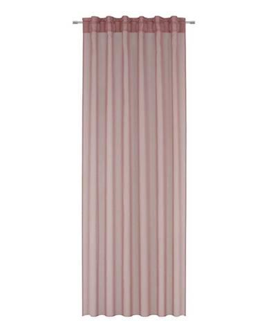 Hotový Závěs Tosca, 2x140/245cm, Růžová