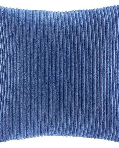 Polštář Layla Tm. Modrá 45x45 Cm