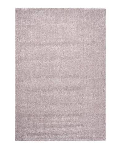 Tkaný Koberec Rubin 1, 80/150cm, Růžová