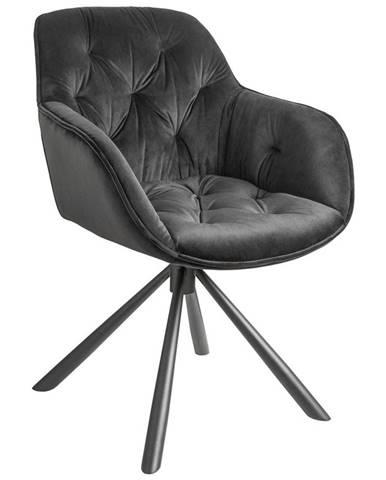 Židle Eileen Černá
