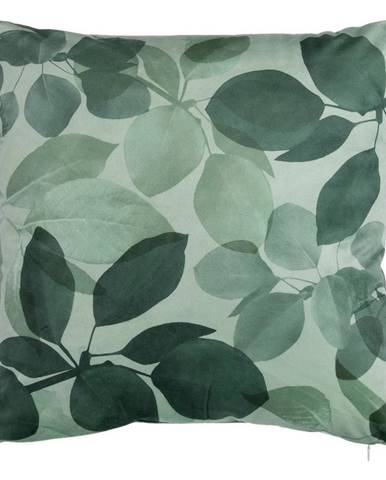 Povlak Na Polštář Livia, 45/45 Cm, Zelená