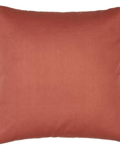 Dekorační Polštář Zippmex, 50/50cm, Rezavá