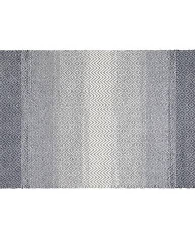 Hadrový Koberec Malta 1, 70/140cm, Šedá