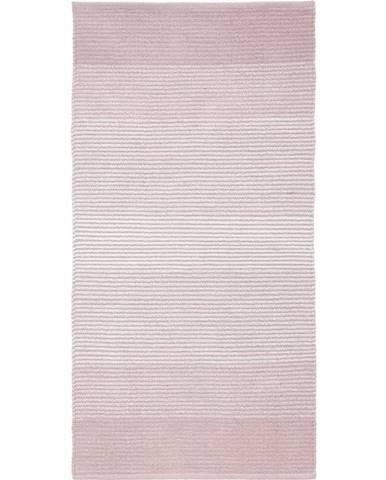 Hadrový Koberec Malto, 100/150cm, Růžová