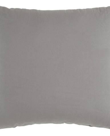 Polštář Ozdobný Bigmex, 65/65cm, Antracitová