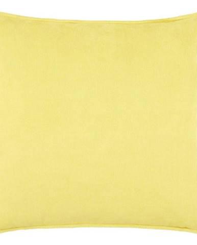 Polštář Ozdobný Nizza Žlutá, 60/60cm