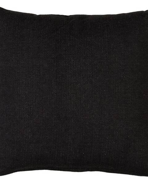 Möbelix Dekorační Polštář Chris, 50/50cm, Černá