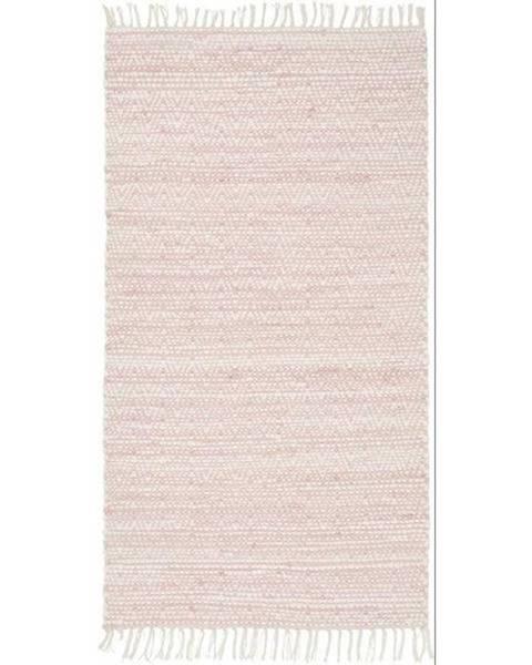 Möbelix Ručně Tkaný Koberec Mary 2, 80/150cm, Růžová