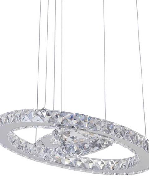 Möbelix Závěsné Led Svítidlo Forli 100-150cm, 24 Watt