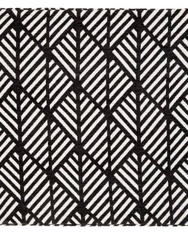 Povlak Na Polštář Mary Jacquard,45/45cm, Černá