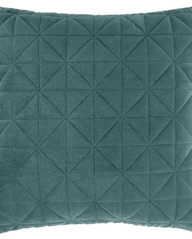 Povlak Na Polštář Mary Samt, 45/45cm, Zelená