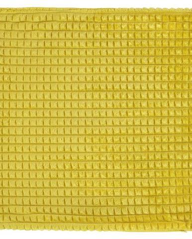 Povlak Na Polštář Mary Soft, 45/45cm, Žlutá