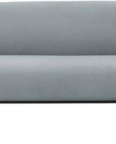 Světle šedá pohovka Windsor & Co Sofas Neptune, 195 cm