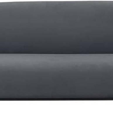 Tmavě šedá pohovka Windsor & Co Sofas Neptune, 195 cm