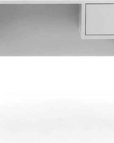 Tenzo Bílý pracovní stůl Tenzo Uno