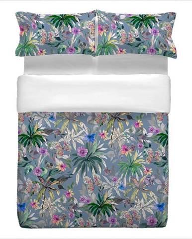 Bavlněné povlečení na přikrývku Marghett Timanfaya Tropic, 200 x 200 cm