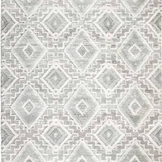 Světle šedý koberec Flair Rugs Victoria, 80 x 150 cm