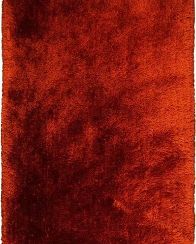 Červený koberec Flair Rugs Pearl Rust, 160 x 230 cm