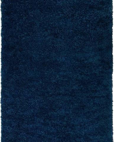 Tmavě modrý koberec Flair Rugs Sparks, 120 x 170 cm