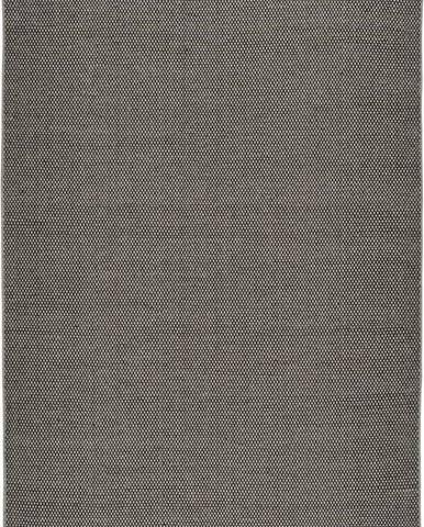 Šedý vlněný koberec Universal Kiran Liso, 60 x 110 cm
